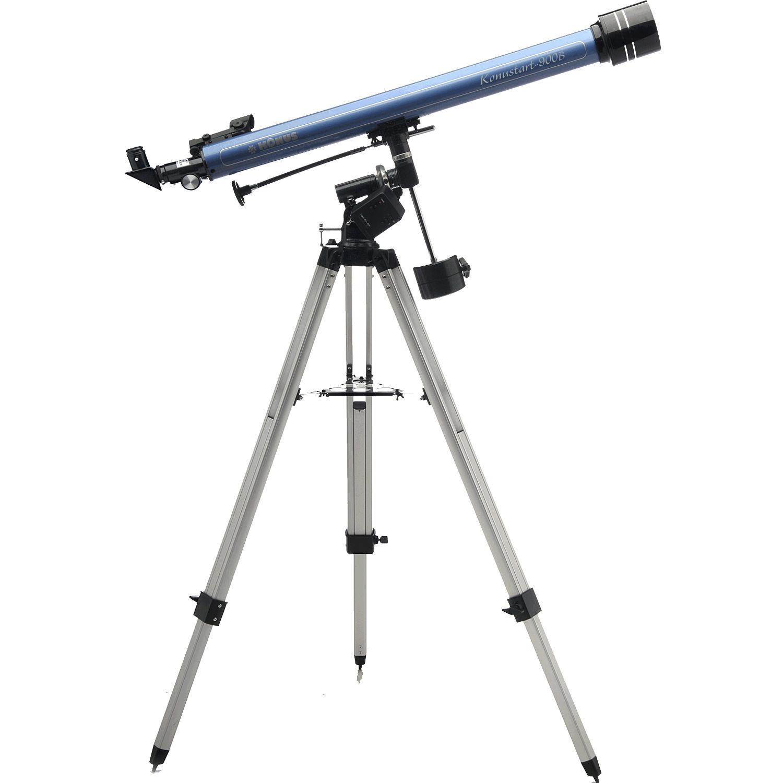 Konus KONUSTART-900B 60mm f/15 EQ Refractor Telescope 1738 B&H