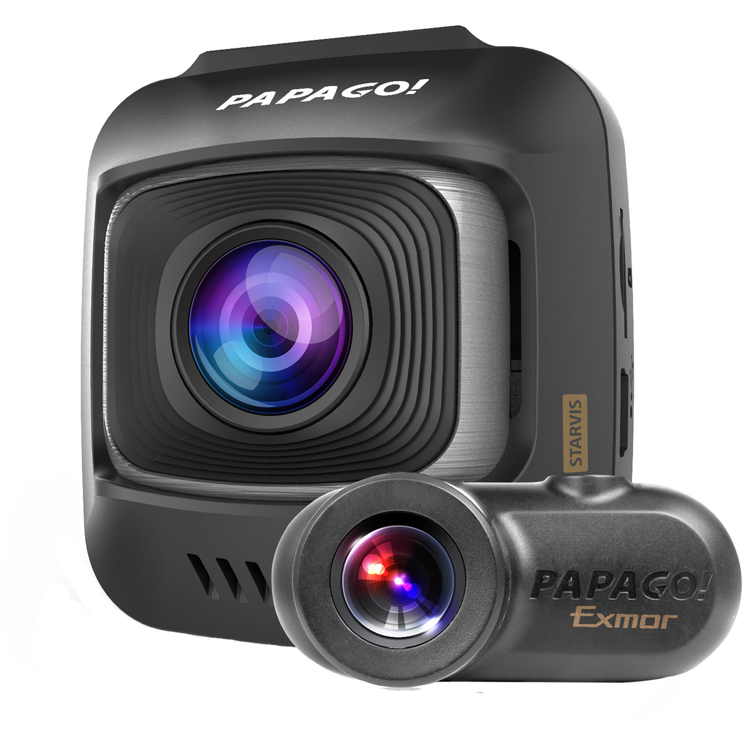 Papago GoSafe S780 2-Channel 1080p Dash Camera GSS78016G B&H