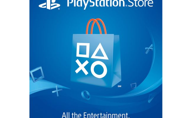 Sony Playstation Store 50 Gift Card 3002072 B H Photo Video
