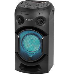 sony mhc v21 bluetooth wireless music system [ 1500 x 1500 Pixel ]