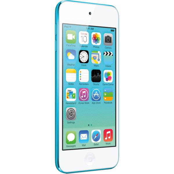 Apple 32gb Ipod Touch Blue 5th Generation Md717ll &