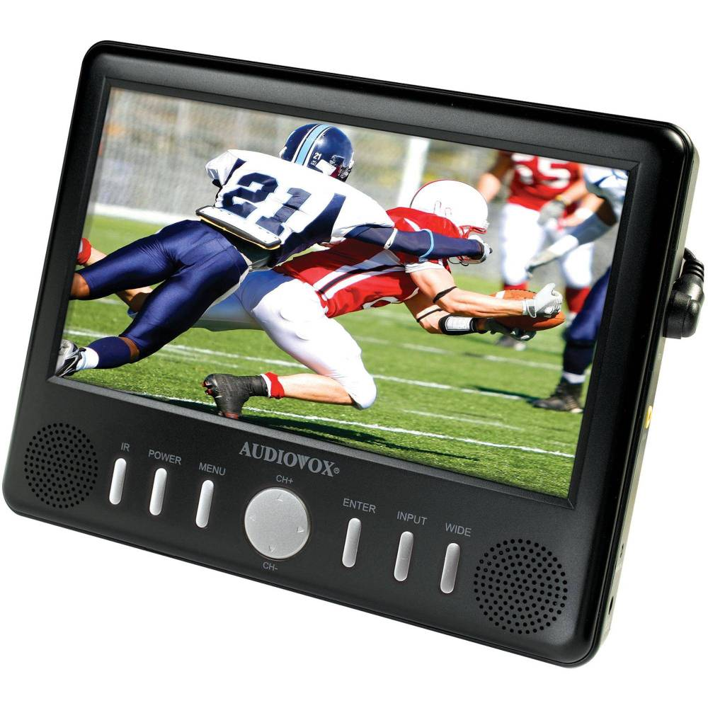 medium resolution of audiovox fpe709 7 inch portable digital television