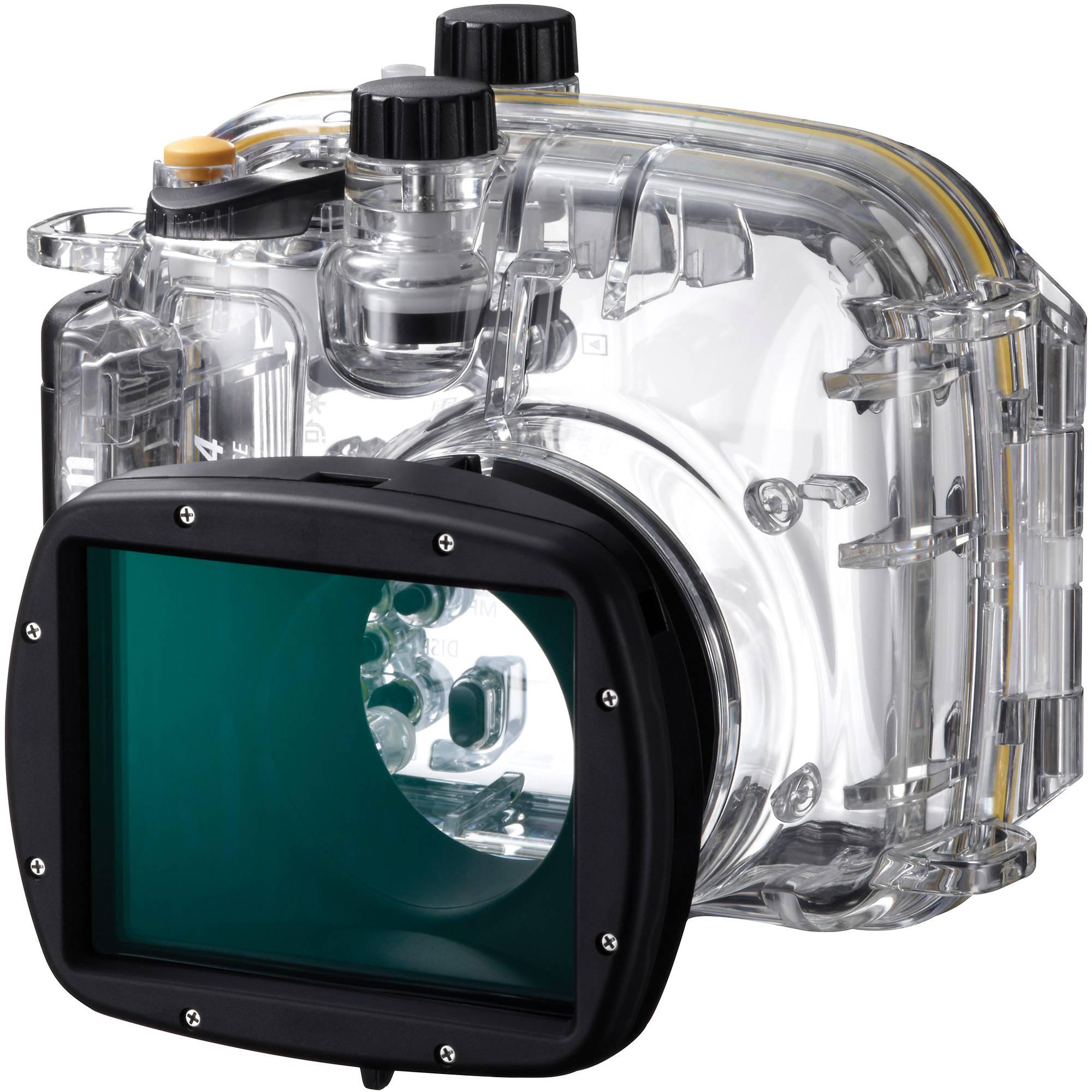 Canon WP DC44 Waterproof Case For PowerShot G1 X 5969B001 BampH
