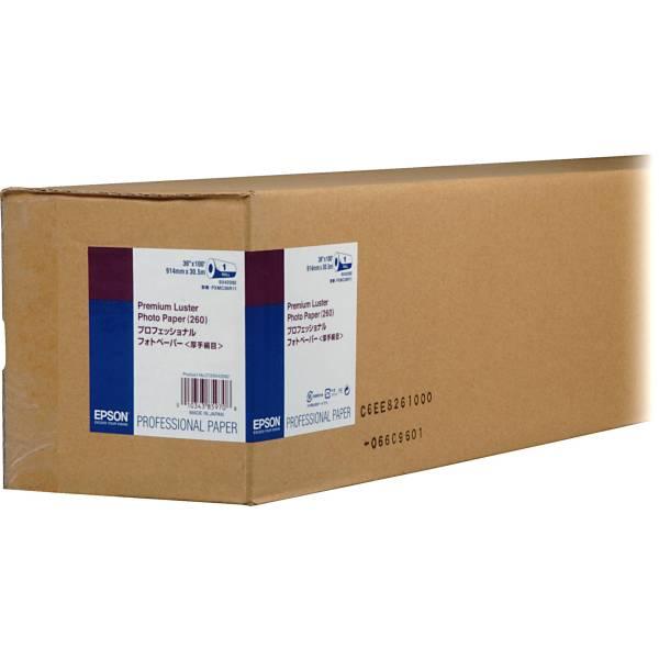 Epson Premium Luster Inkjet Paper S042082 & Video