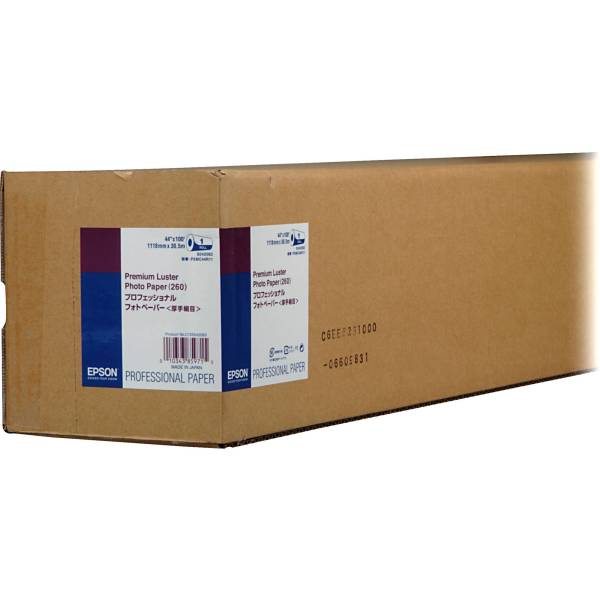 Epson Premium Luster Inkjet Paper S042083 & Video