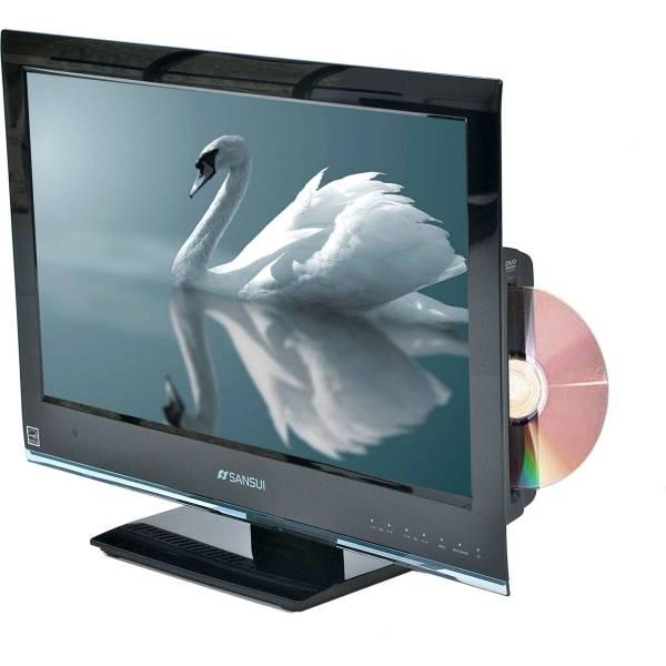 19 LED TV DVD Combo