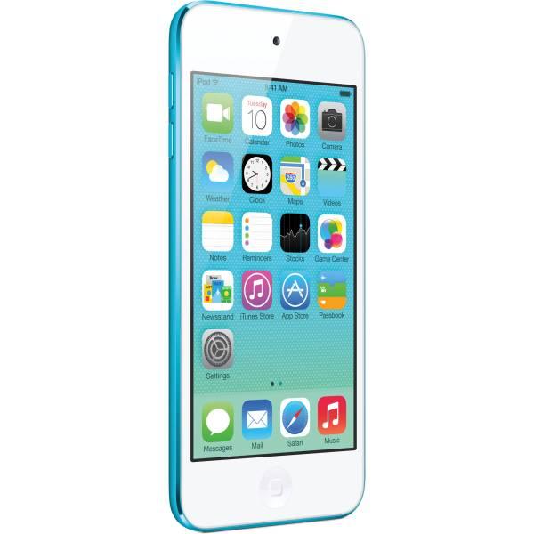 Apple 16gb Ipod Touch Blue 5th Generation Mgg32ll &