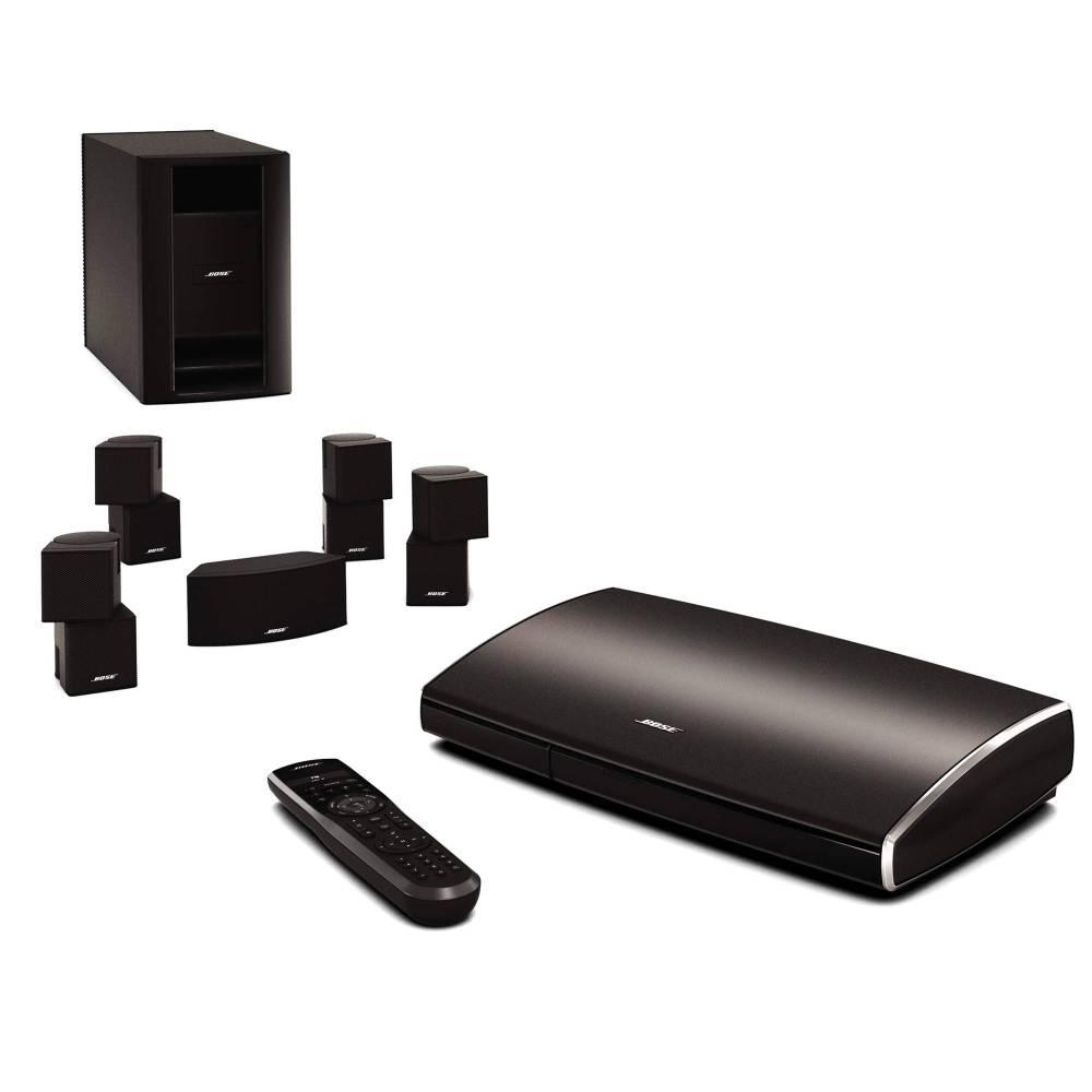 medium resolution of bose lifestyle 535 series ii home entertainment system black