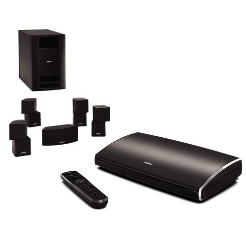 small resolution of bose lifestyle 535 series ii home entertainment system black
