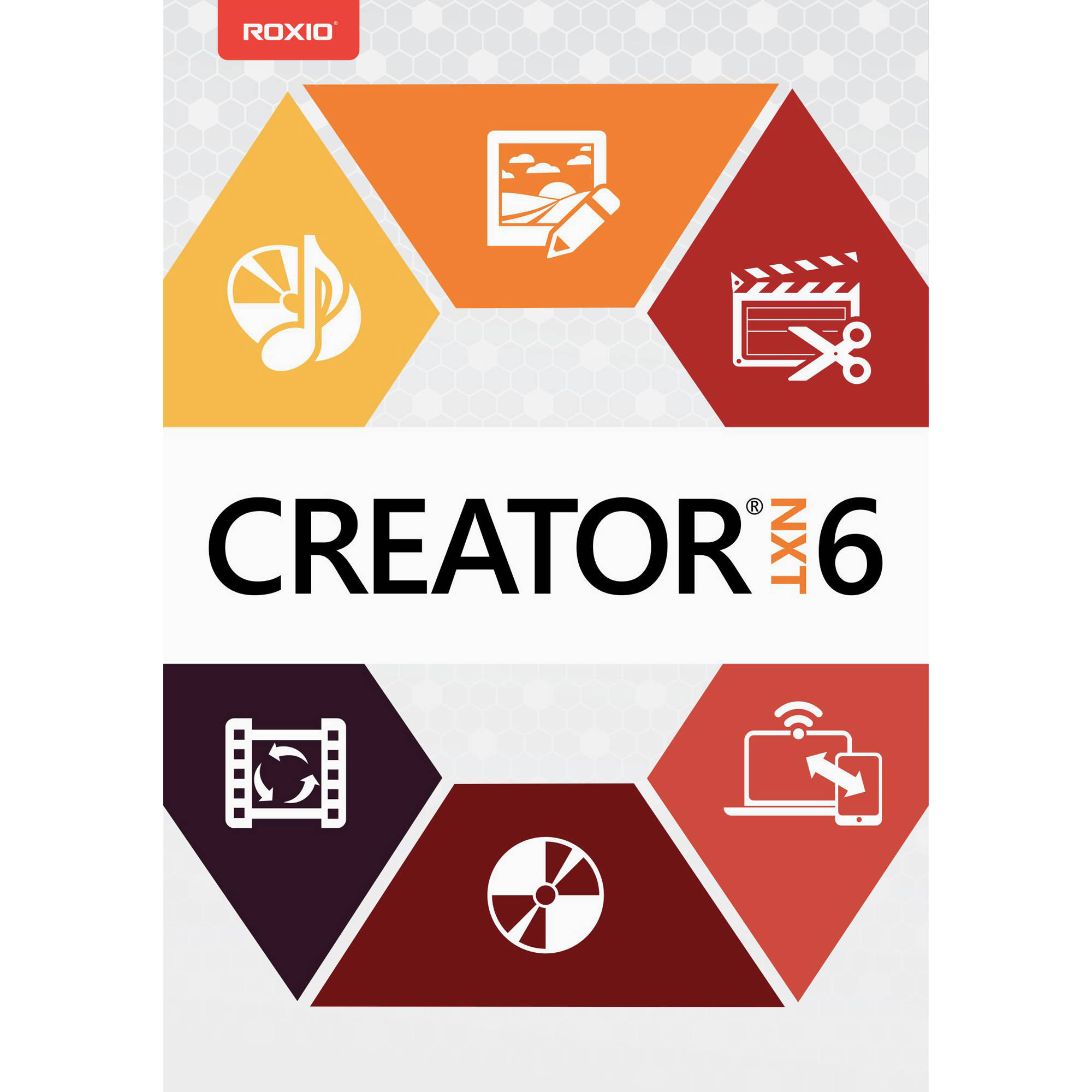 Roxio Roxio Creator NXT 6 (Electronic Download) ESDRCRNXT6ML B&H