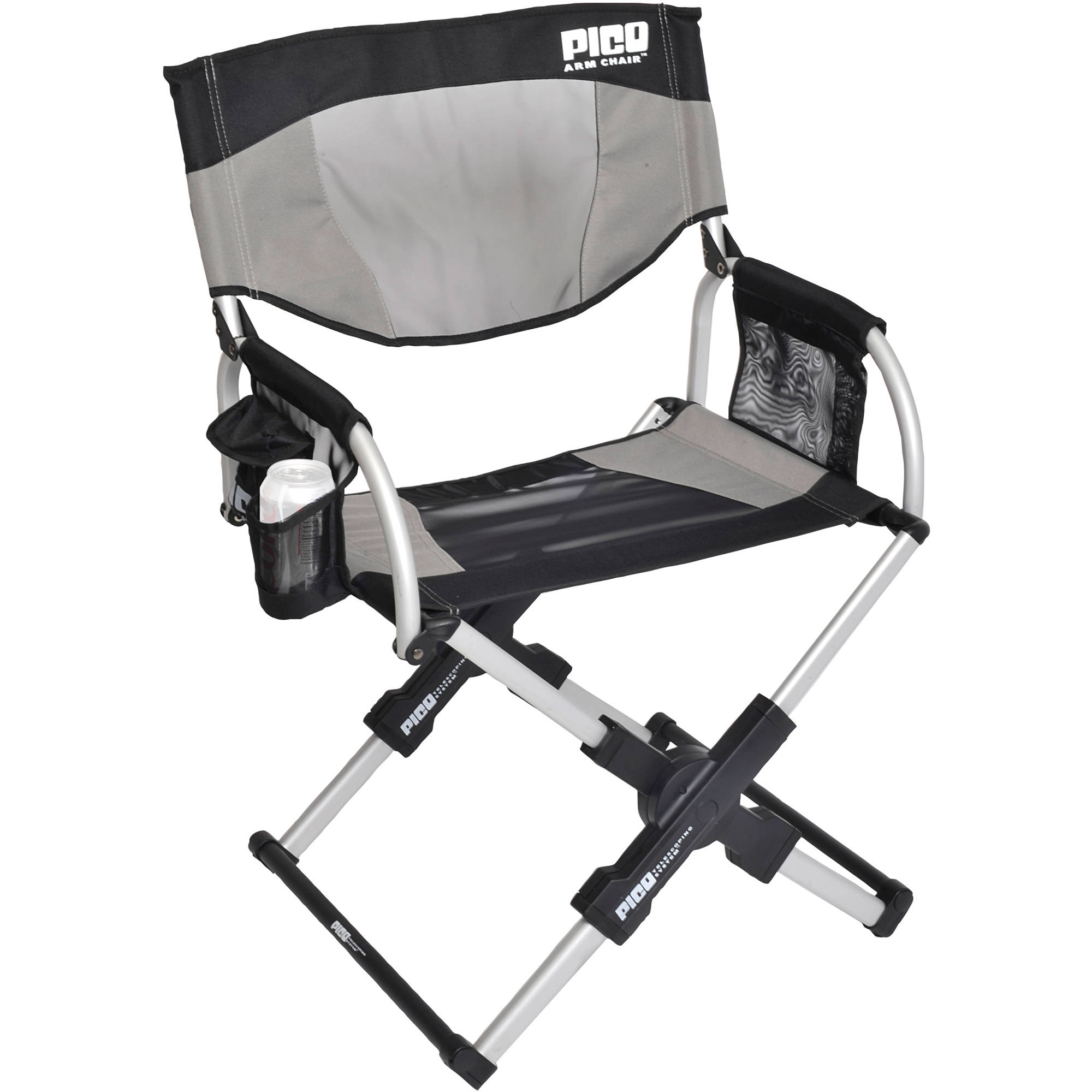 pico arm chair ergo office chairs reviews gci outdoor telescoping director 39s sage 18020