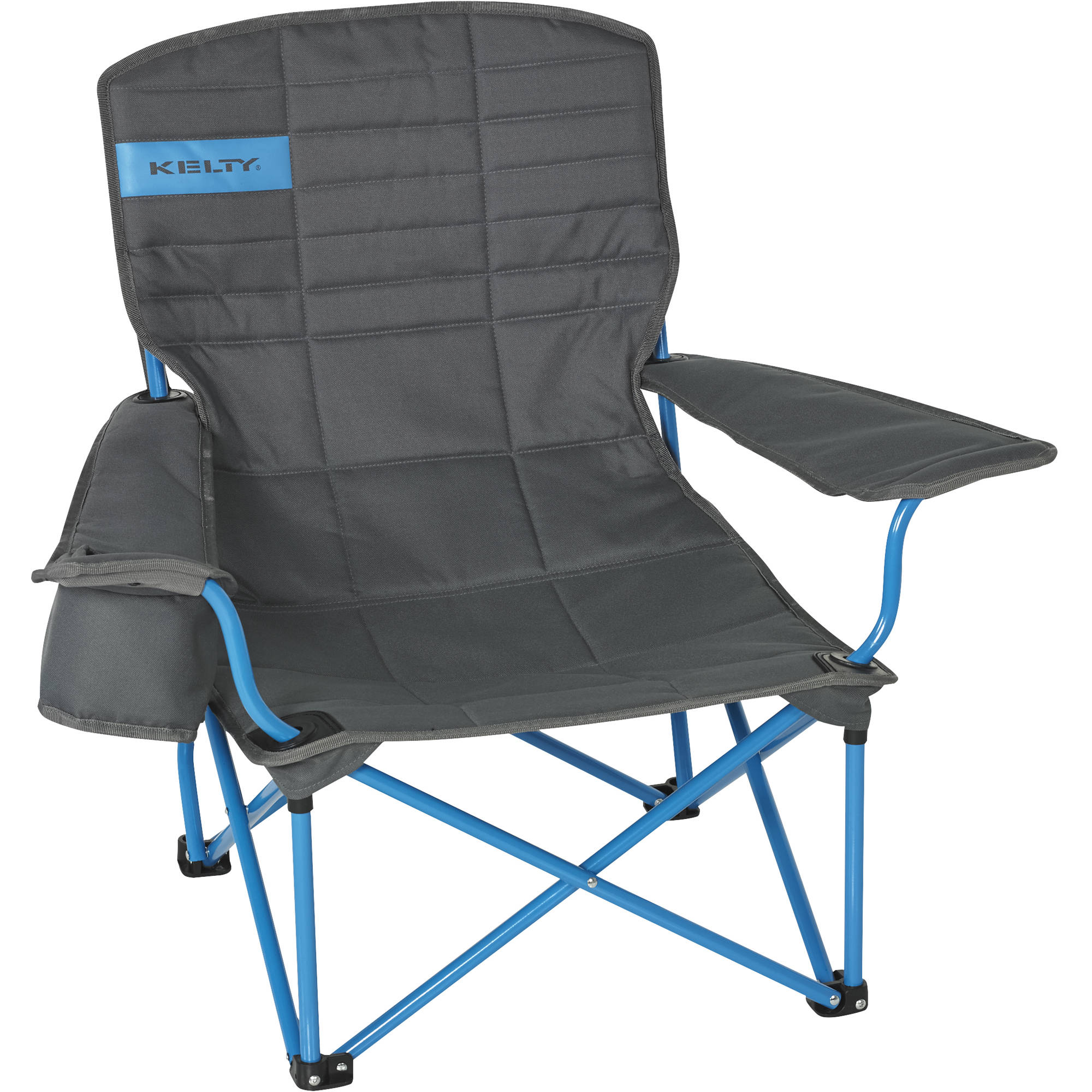 kelsyus backpack chair small comfy kelty folding lowdown smoke paradise blue