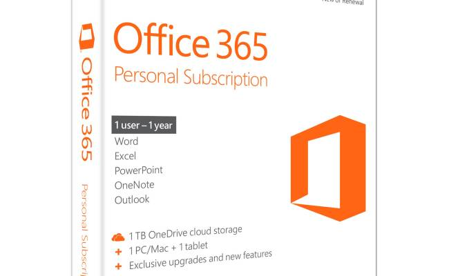 Microsoft Office 365 Personal Qq2 00597 B H Photo Video
