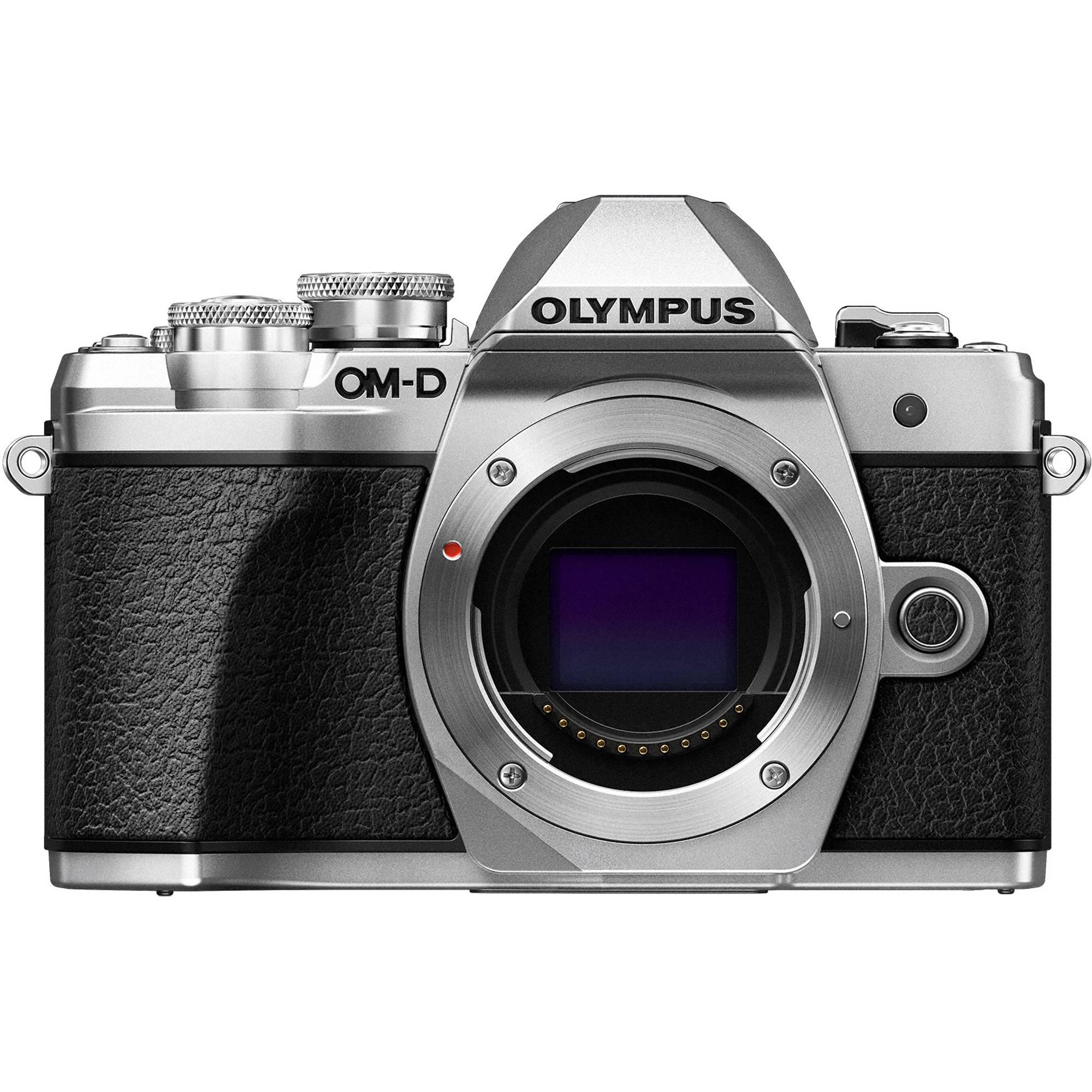 Olympus OM-D E-M10 Mark III Mirrorless Micro Four V207070SU000