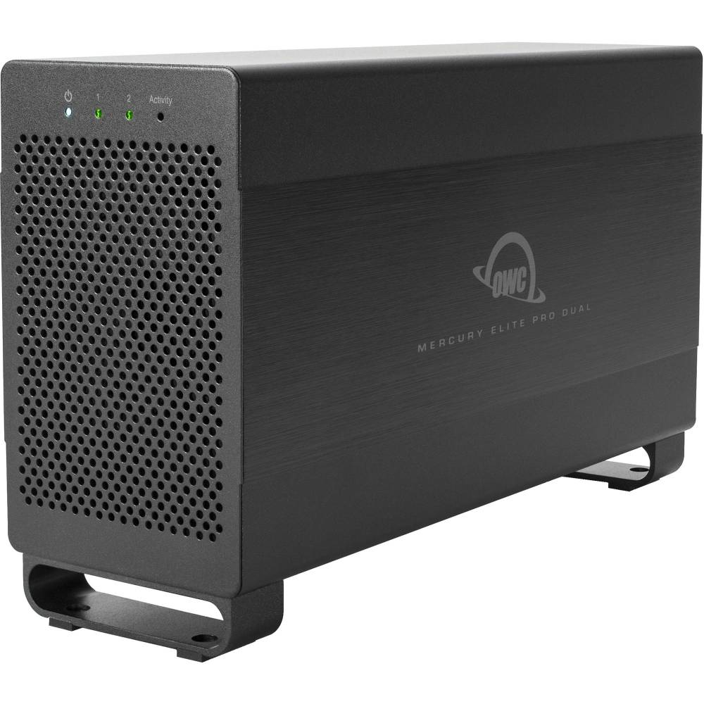 medium resolution of owc other world computing mercury elite pro dual 24tb 2 bay thunderbolt 2 raid