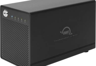 Owc Other World Computing Thunderbay 4 Mini 4 Bay