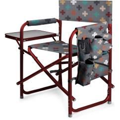 Picnic Time Sports Chair Rocking Porch Pixels 809 00 323 000 0 B H Photo