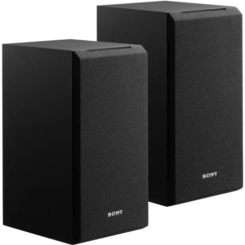 small resolution of sony ss cs5 3 way bookshelf speaker pair ss cs5 b h photo video wiring speaker pair stereo bookshelf speakers home speakers
