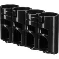 STORACELL SlimLine CR123 Battery Holder (Tuxedo Black ...