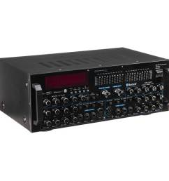 technical pro mm3000 pro mic mixing amp with usb sd card and bluetooth inputs [ 2000 x 2000 Pixel ]