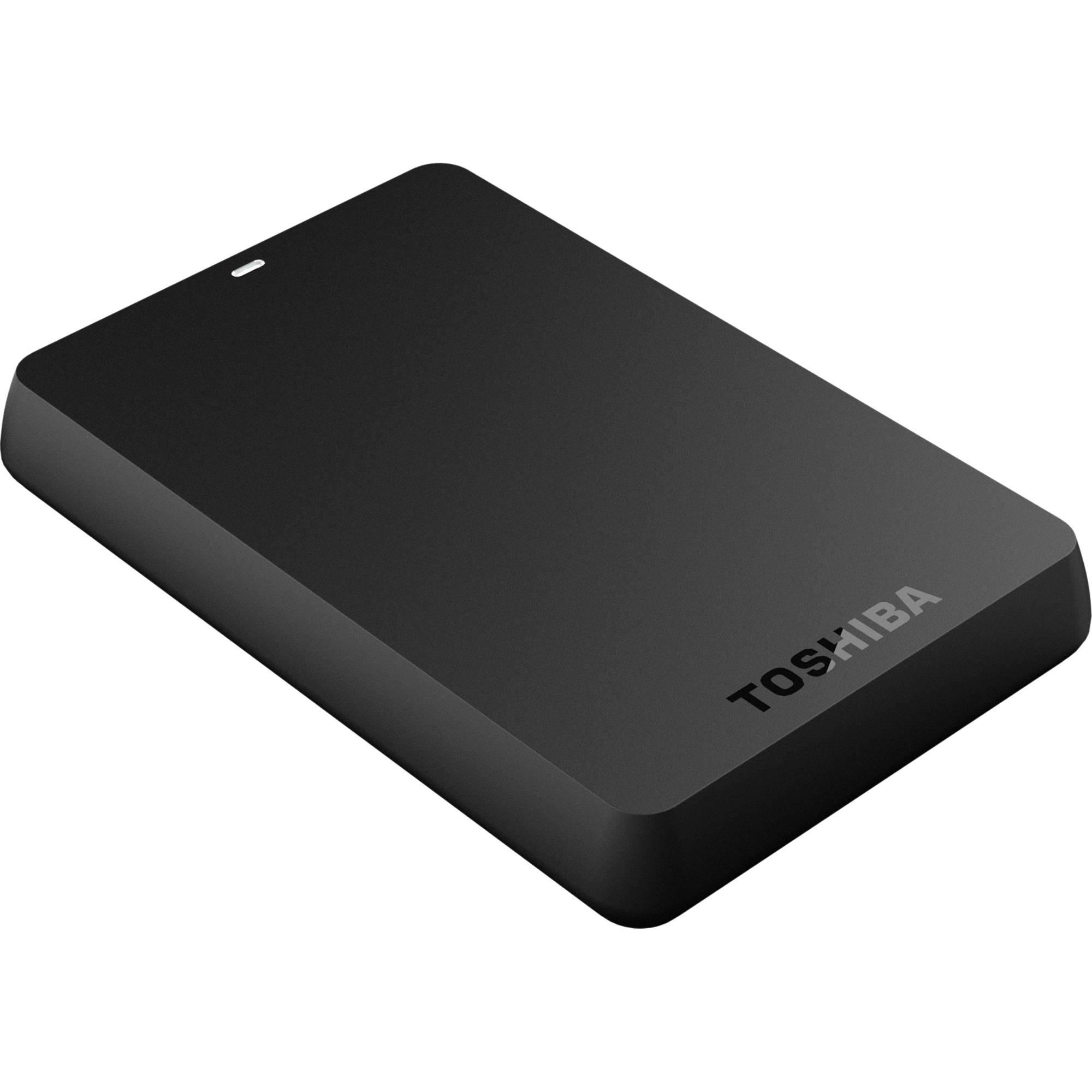 Toshiba 1TB Canvio Basics 3.0 Portable External HDTB210XK3BA B&H