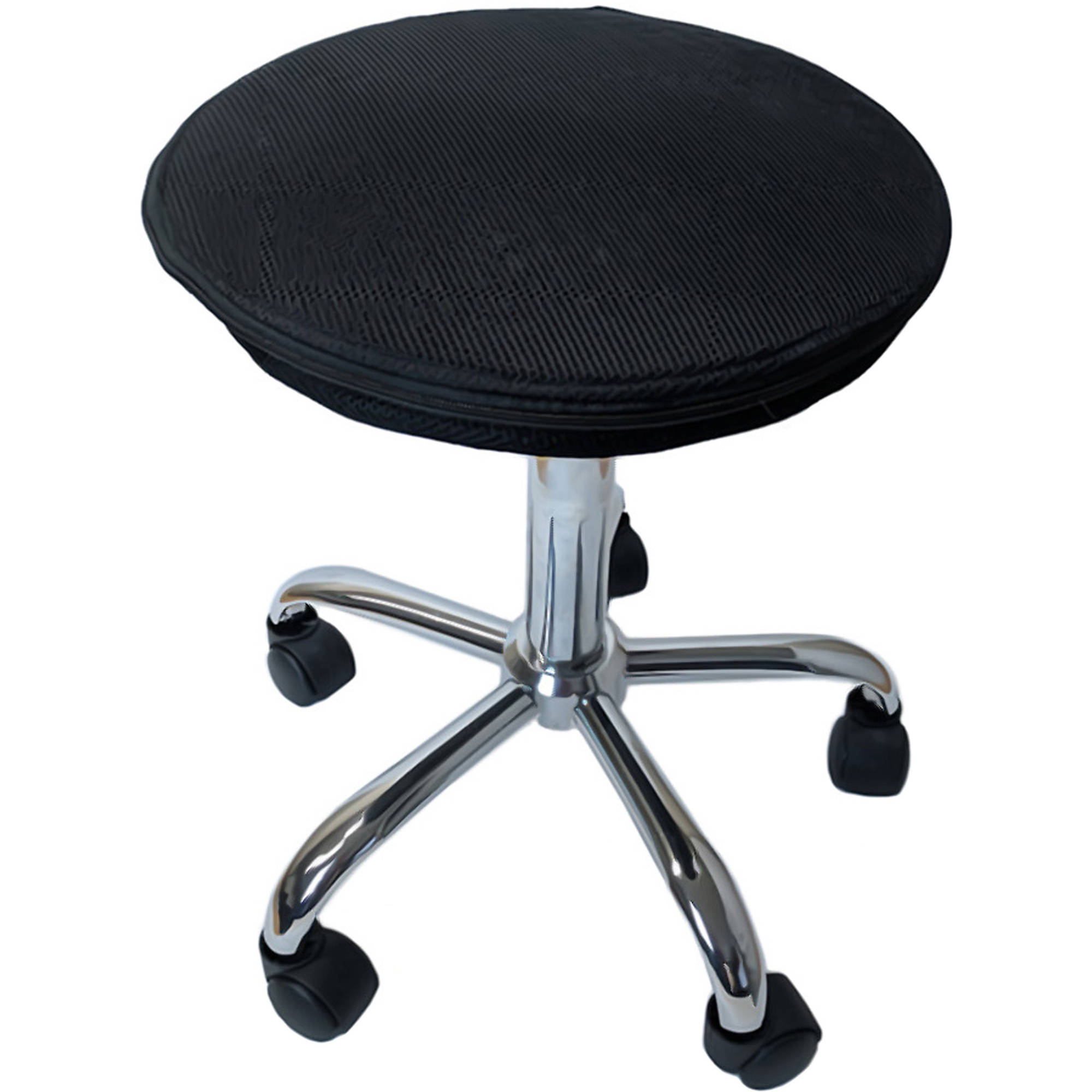 rolling stool chair walmart dining chairs uncaged ergonomics wobble air balance wsa b