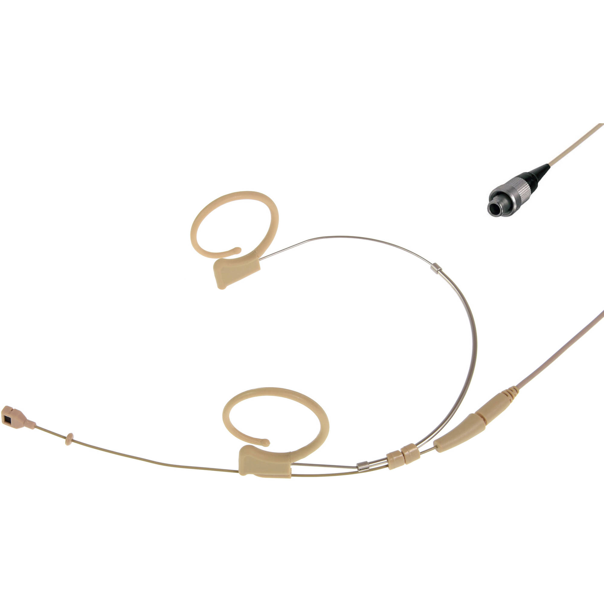 Voice Technologies Duplex-Cardioid Headset with 3-Pin