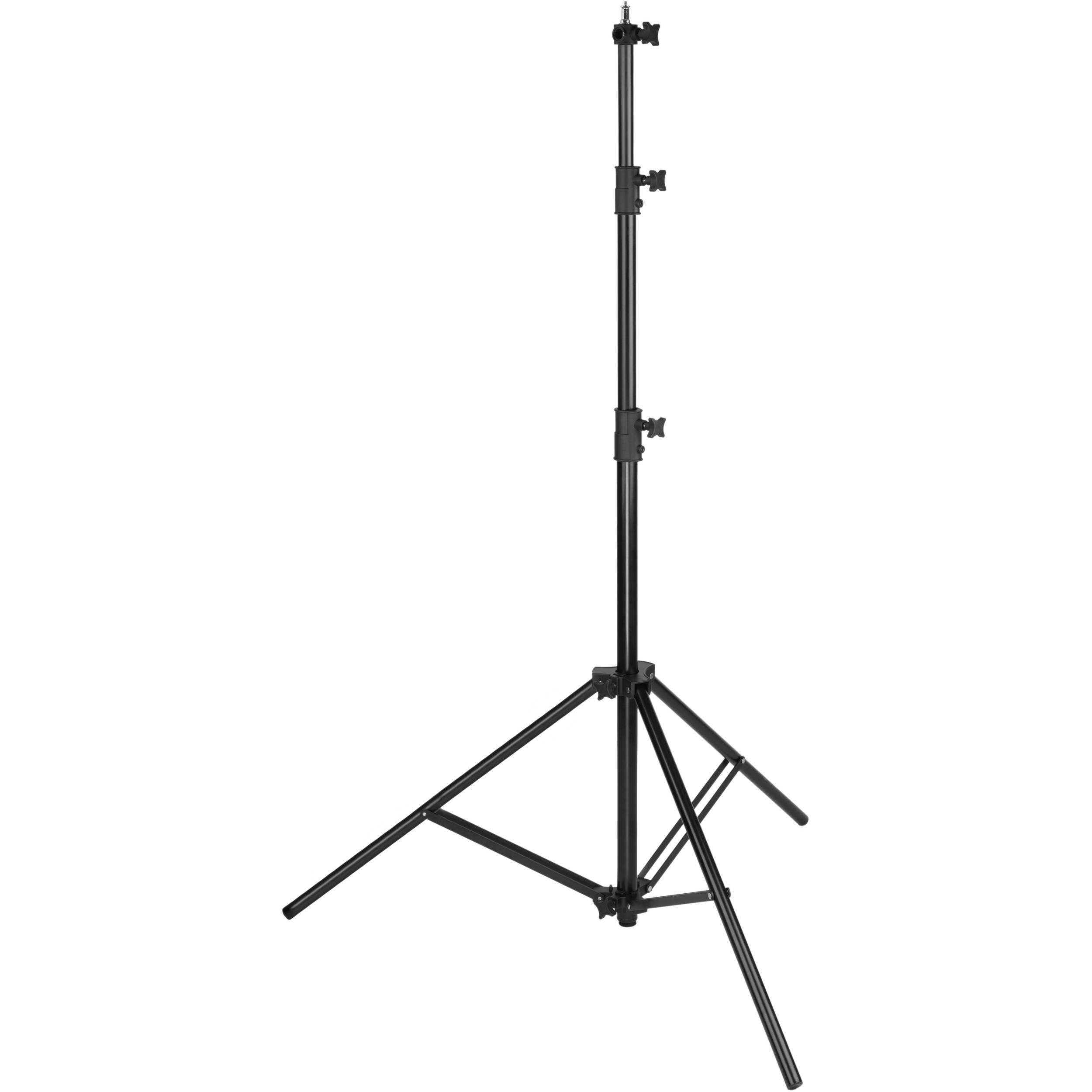 Impact AirCushioned Heavy Duty Light Stand LS96HAB BH Photo