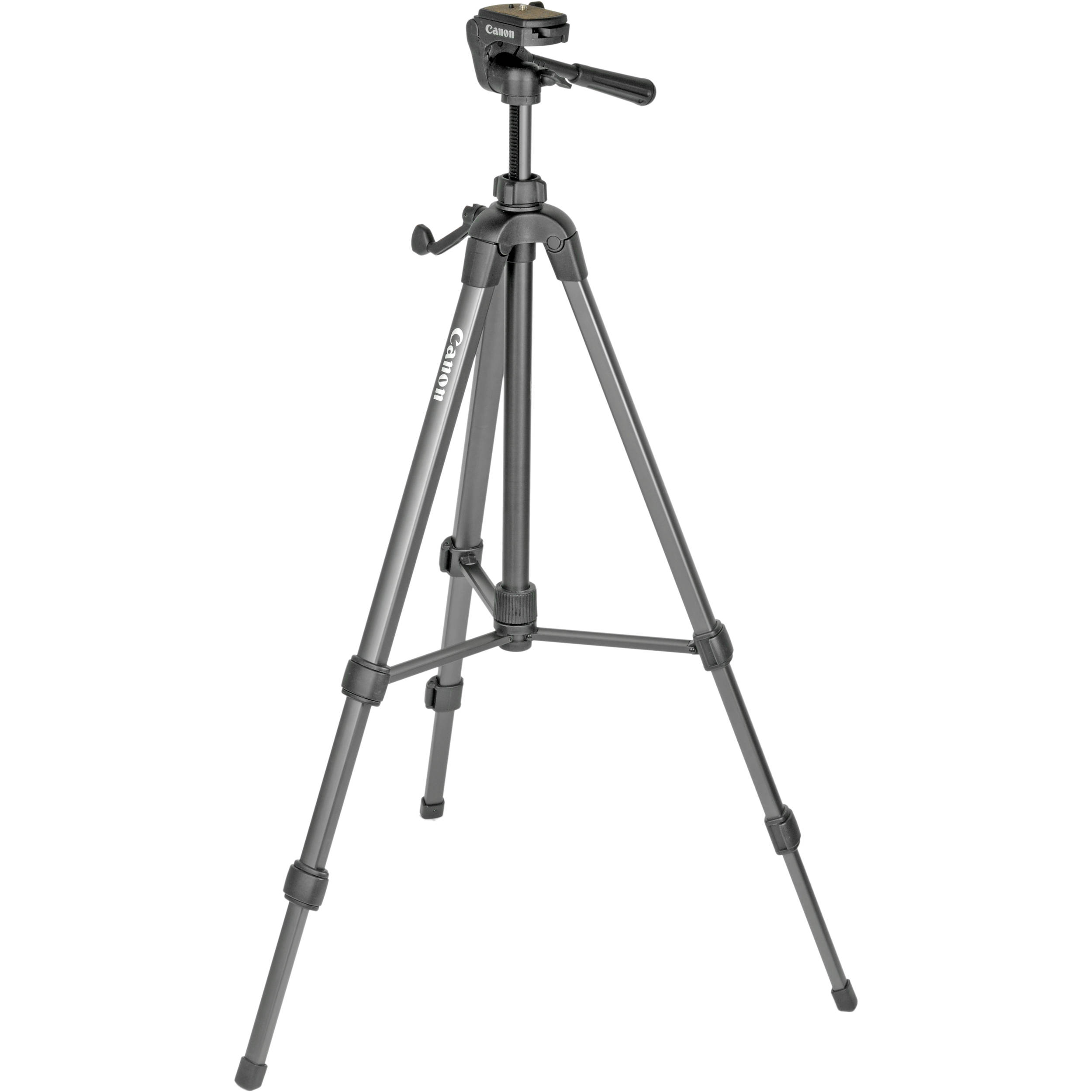 Canon Deluxe Tripod 300 With Carrying Case A006 B Amp H Photo