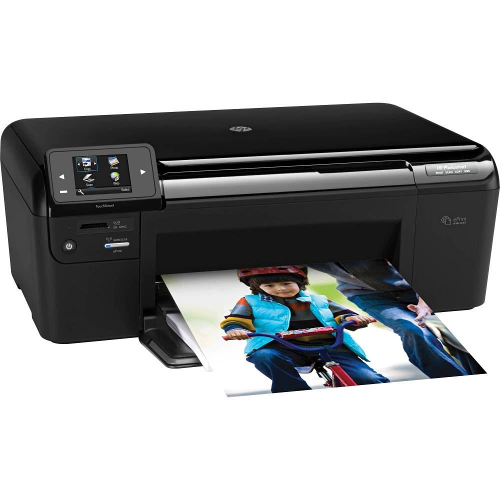 medium resolution of hp photosmart d110a e all in one printer