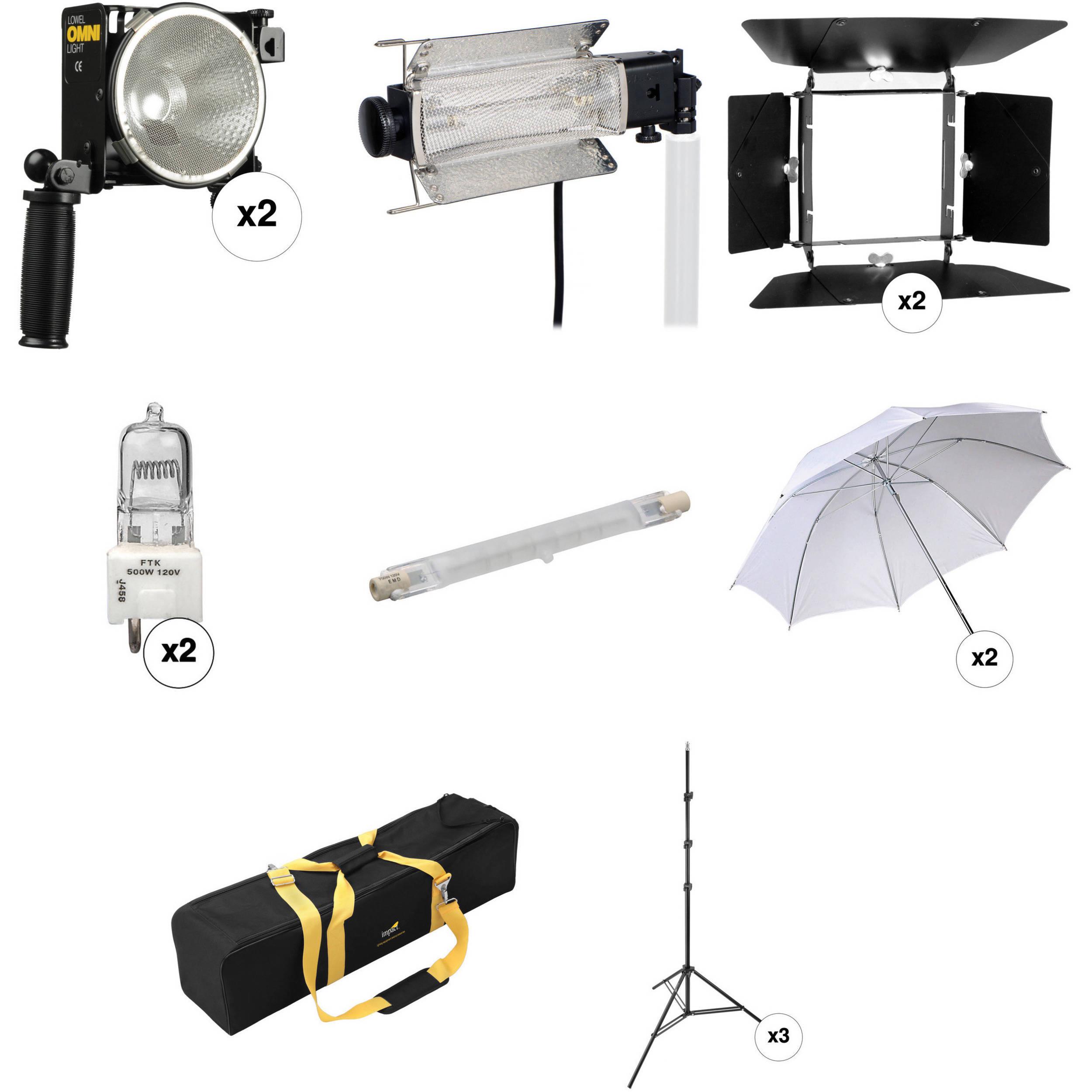 Lowel Lighting Kit Reviews
