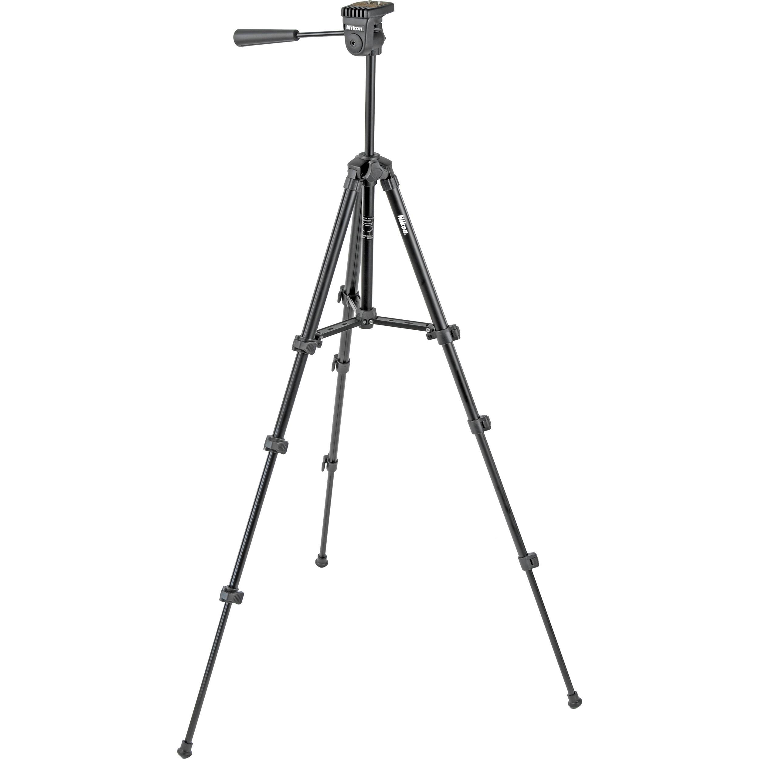 Nikon Compact Tripod with 2-Way Panhead 822 B&H Photo Video