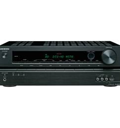 onkyo tx sr309 5 1 a v home theater receiver [ 2500 x 2500 Pixel ]