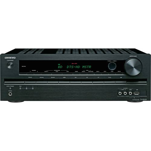 small resolution of onkyo tx sr309 5 1 a v home theater receiver