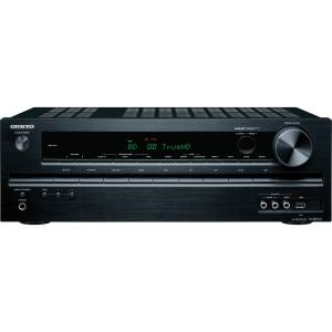 Onkyo TXSR313 AV Home Theater Receiver TXSR313 B&H Photo