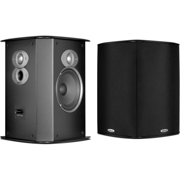 Polk Audio Fxi A6 Bipole Dipole Surround Speakers Am6625- &