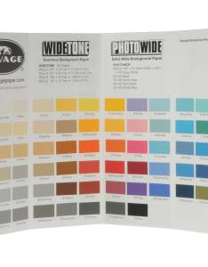 Savage color chart for background paper also cc wideton    photo rh bhphotovideo