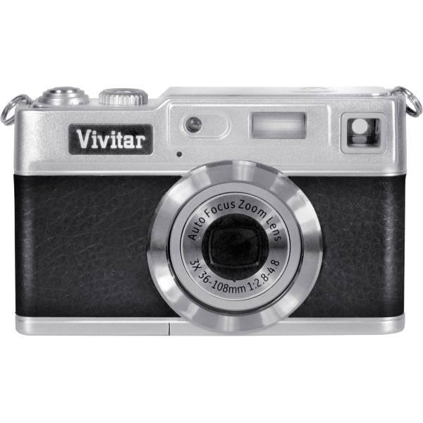 Vivitar Vivicam 8027 Digital Camera Black 8027black &