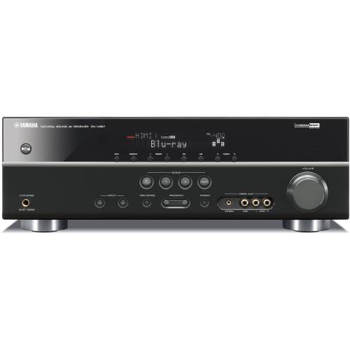 small resolution of yamaha rx v367 5 1 channel home theater receiver