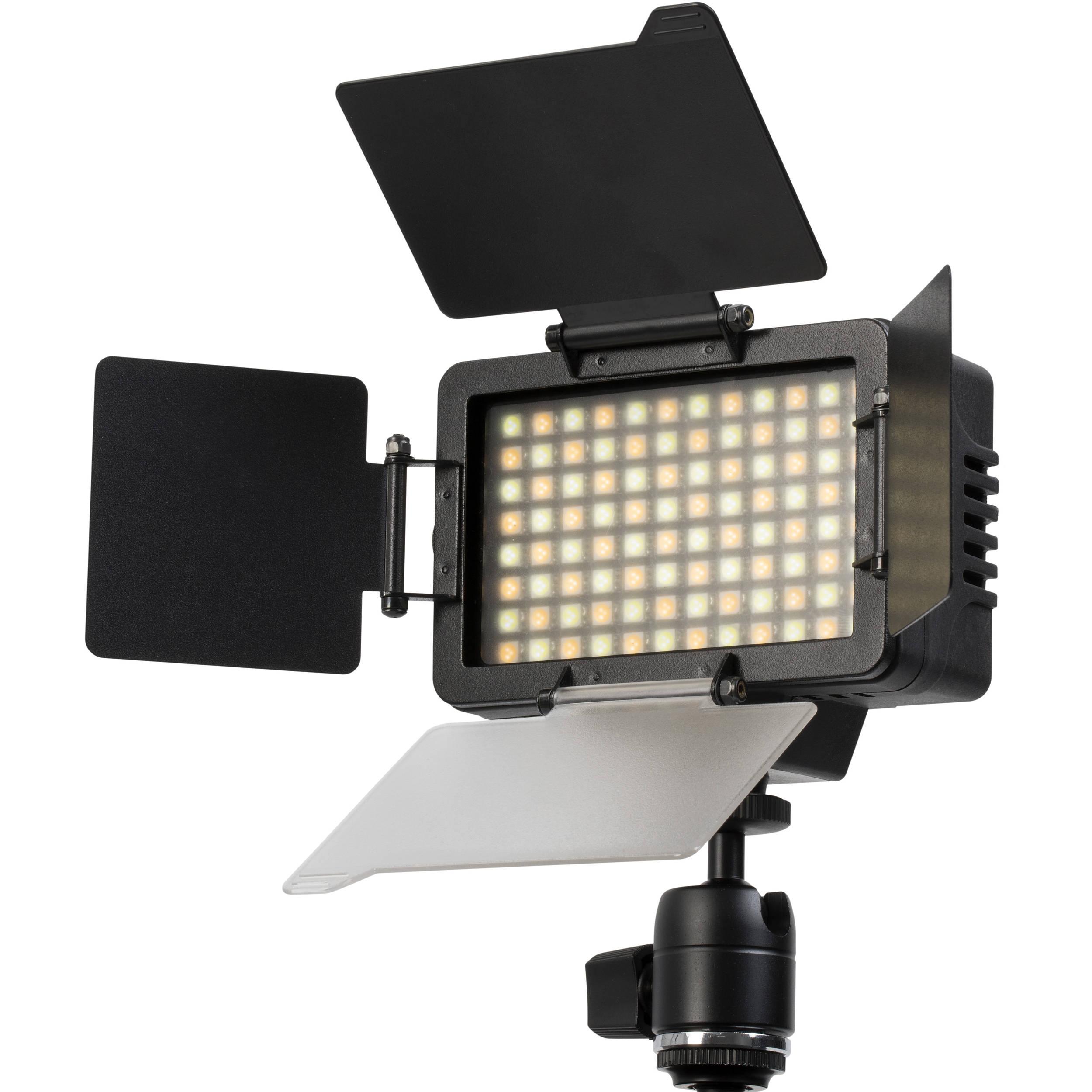 Led Light Camera