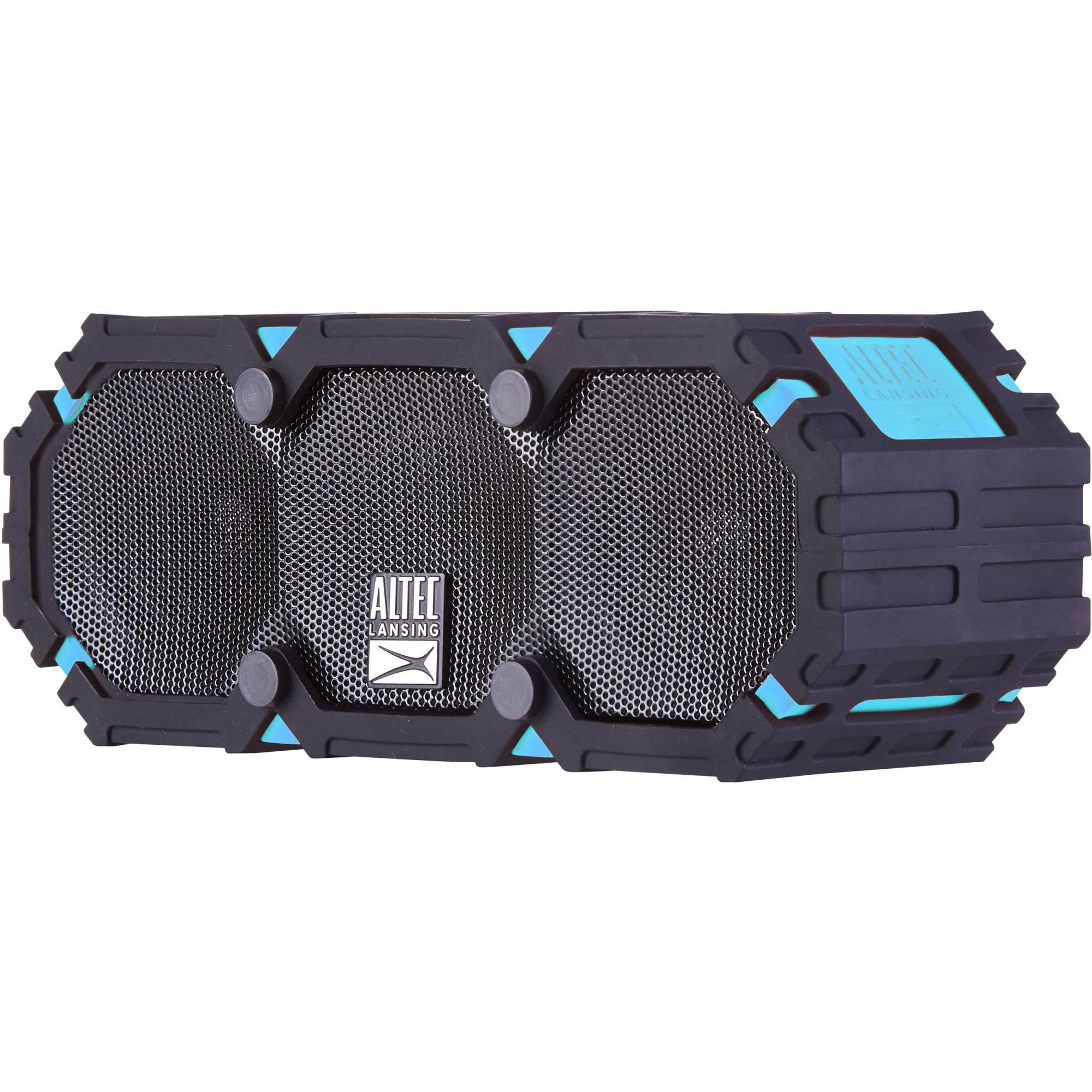 hight resolution of altec lansing mini lifejacket 3s bluetooth wireless speaker aqua blue