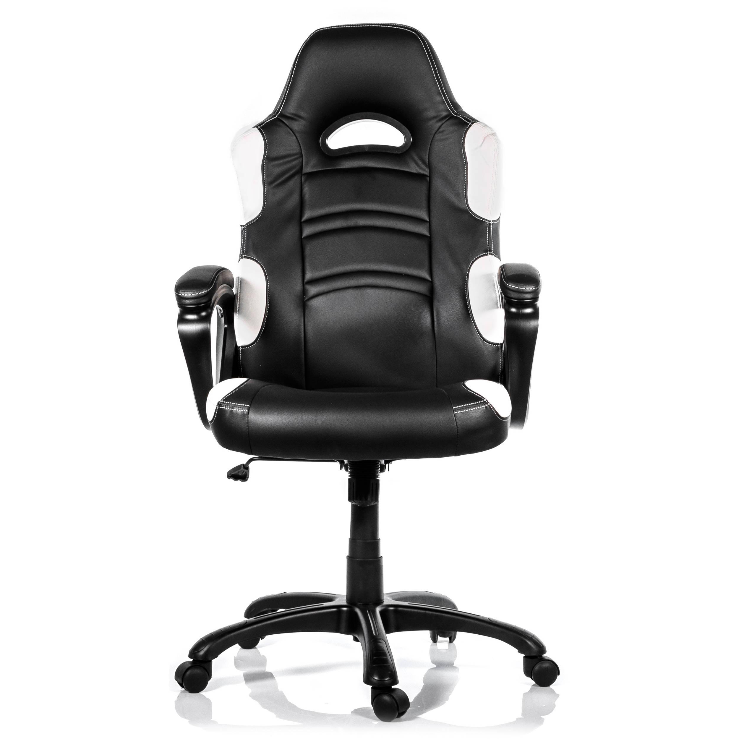 wh gunlocke chair grey club arozzi enzo gaming white b andh photo video