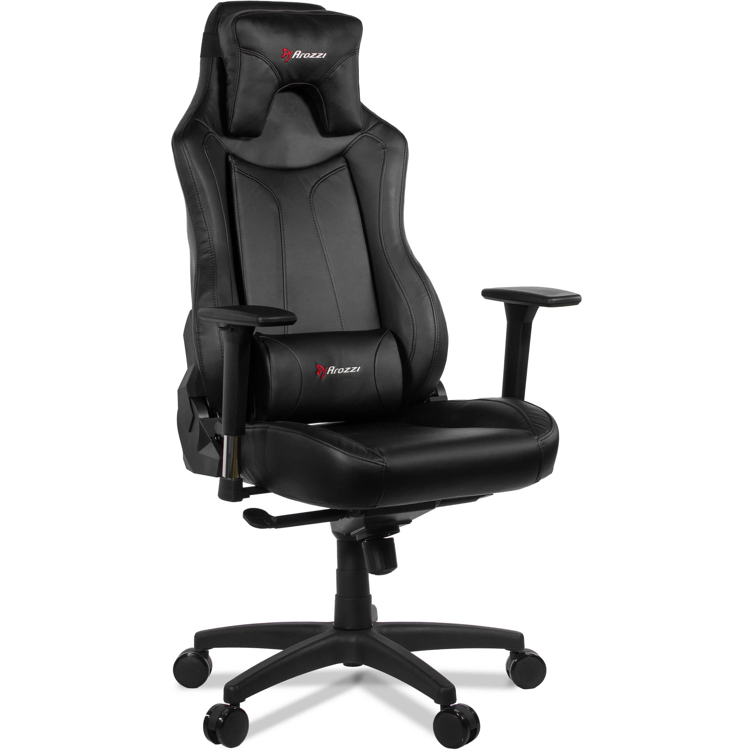Arozzi Vernazza Gaming Chair Black VERNAZZABK BH Photo
