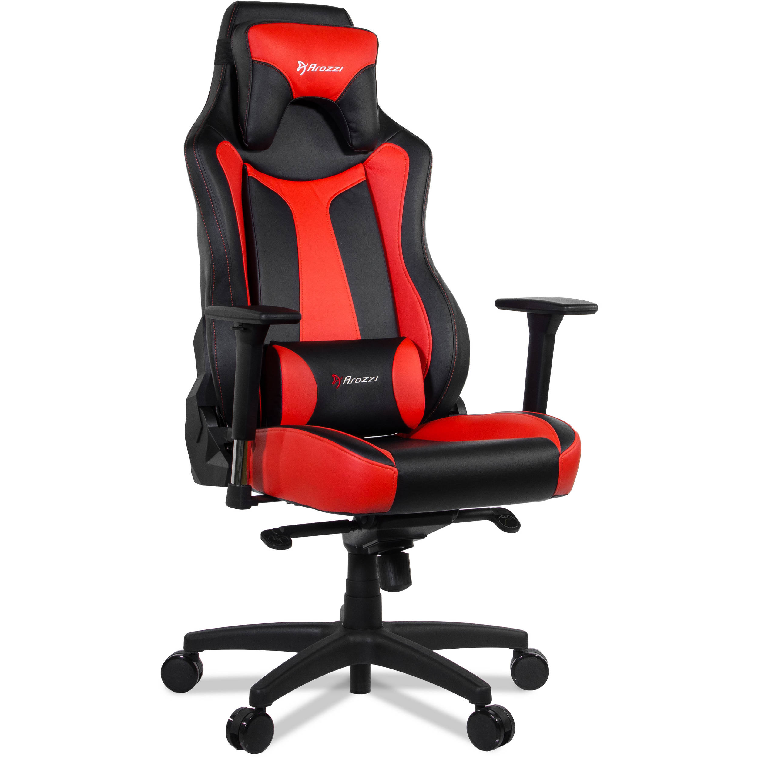 Arozzi Vernazza Gaming Chair Red VERNAZZARD BH Photo Video