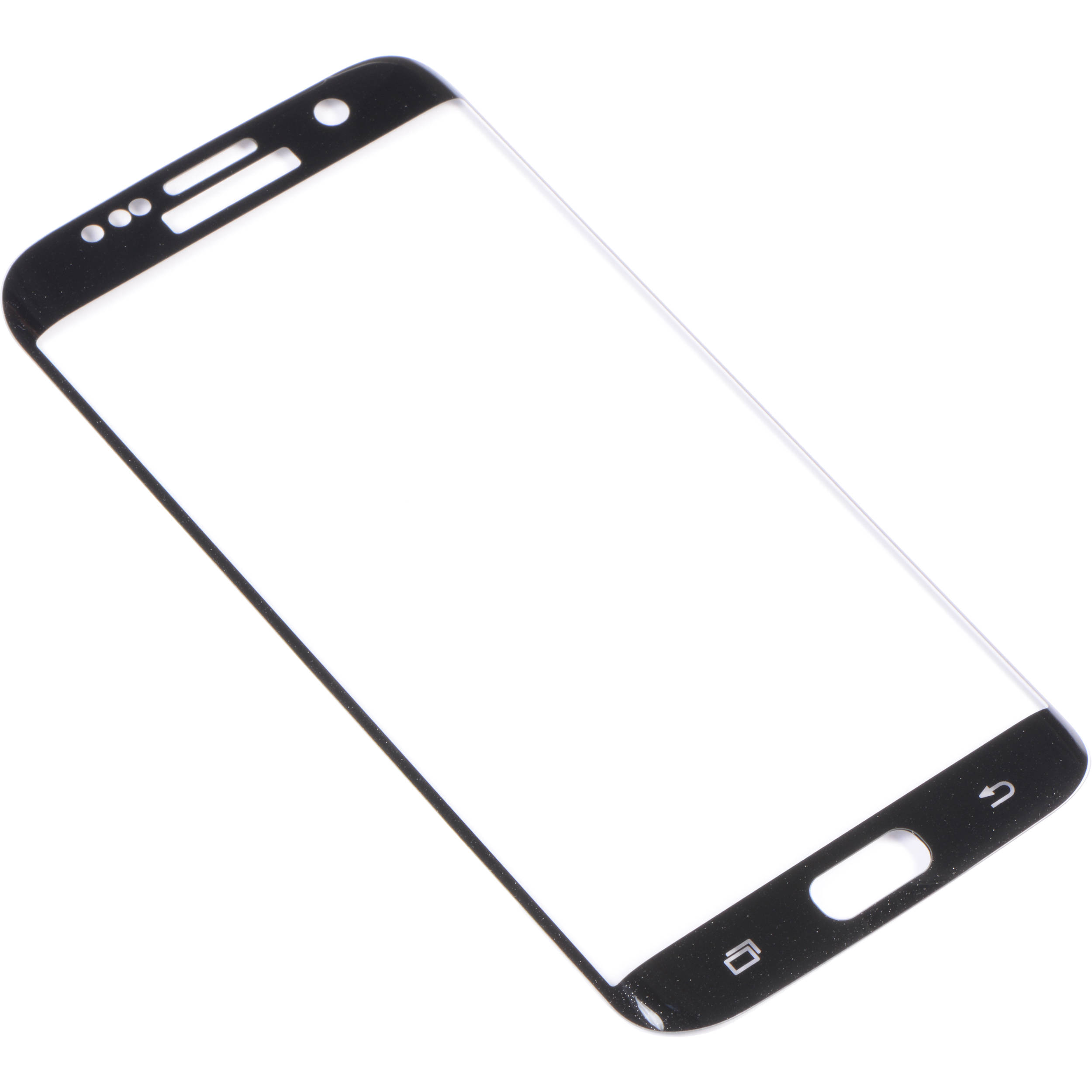 Bloopro Clear Tempered Glass Screen Protector For Galaxy