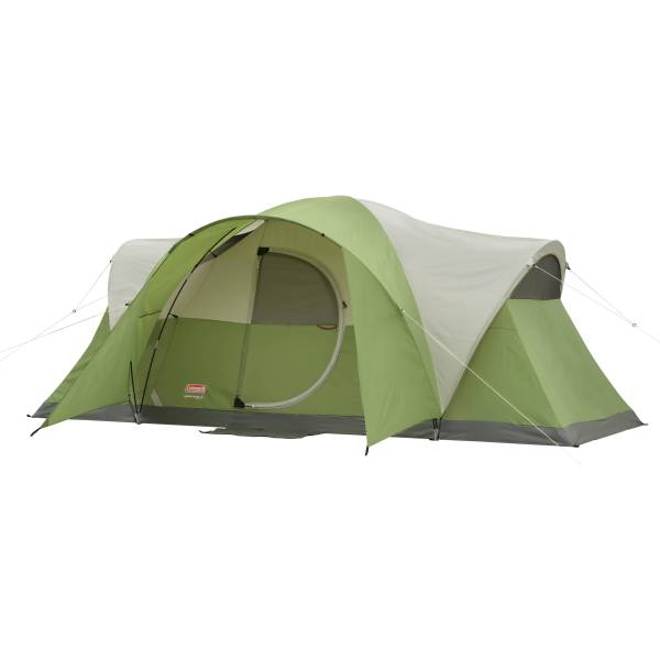 Coleman Montana Tent 8-person 2000013418 & Video