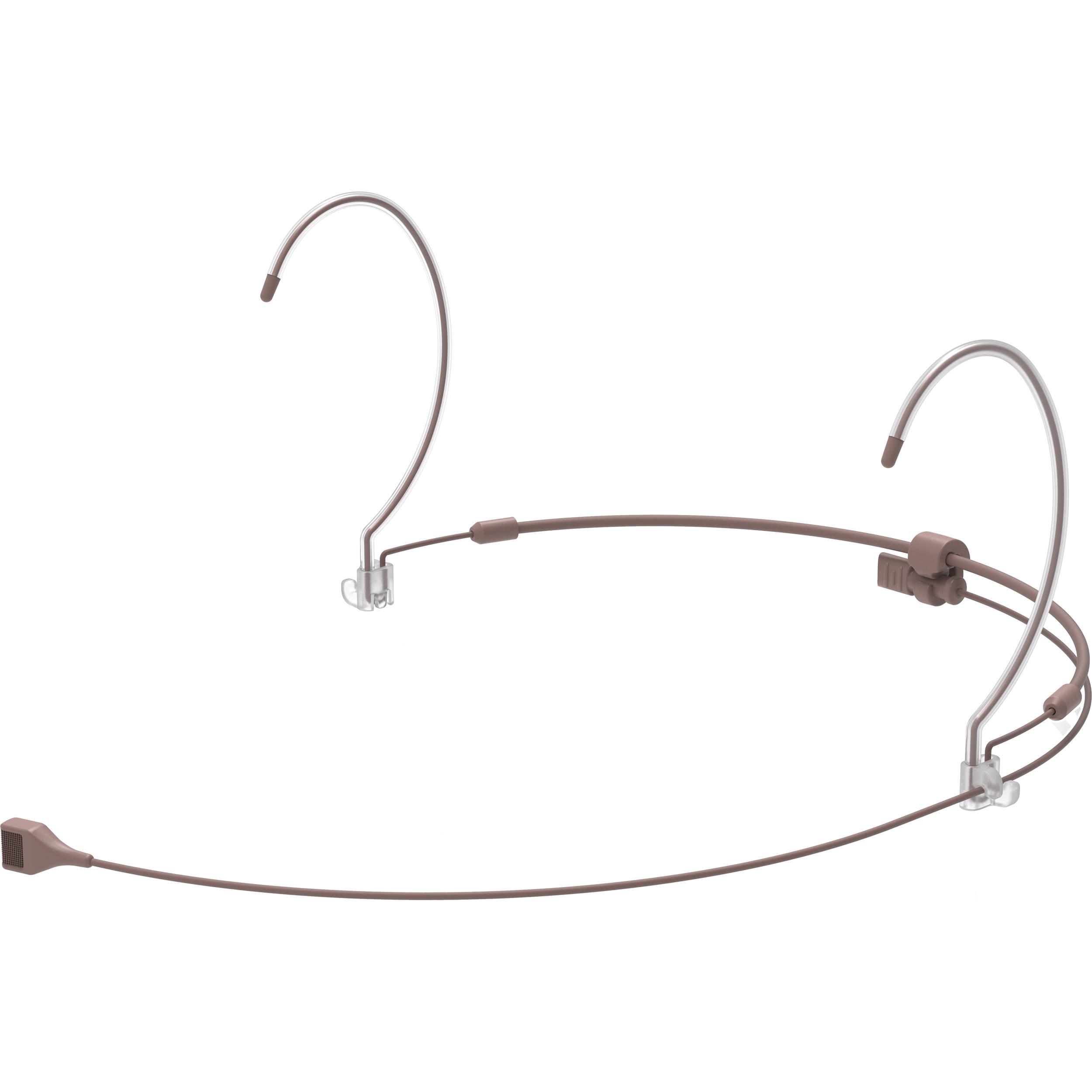 Countryman H7 Hypercardioid Headset Mic With Detachable H7cxlr
