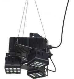 digital sputnik ds3 spacelight 6 led module dmx rdm wired system [ 2500 x 2500 Pixel ]