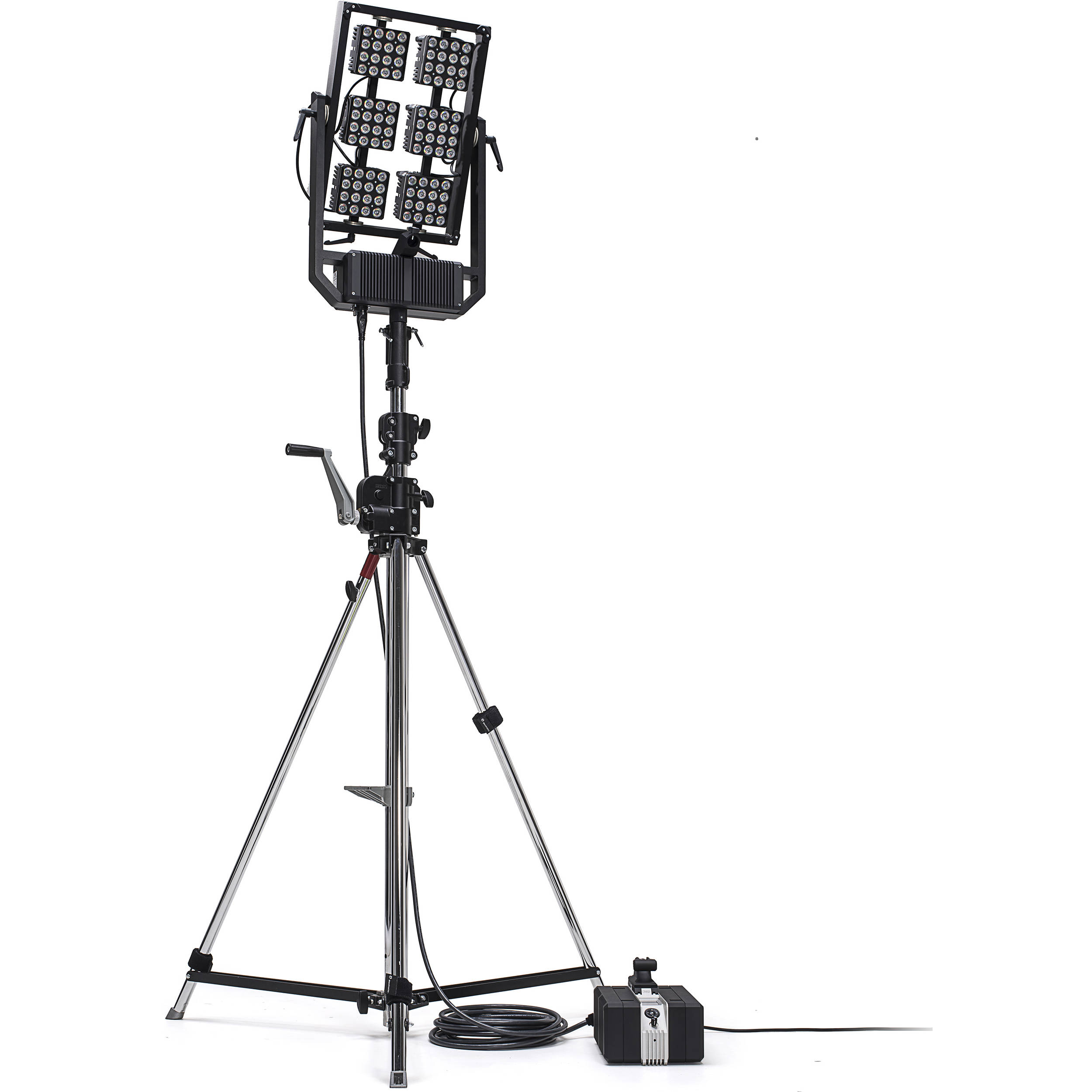 Digital Sputnik DS6 LED Frame Wireless ArtNet System