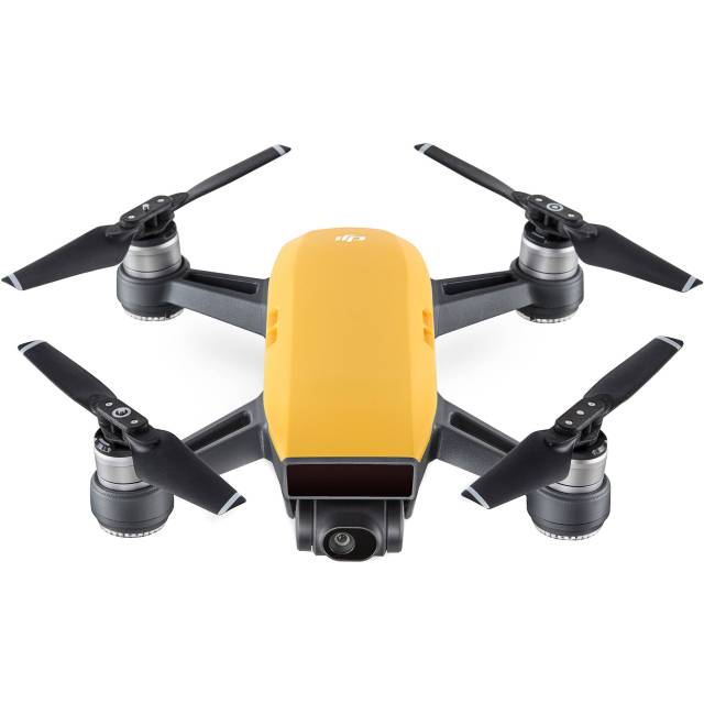 Image result for DJI SPARK YELLOW